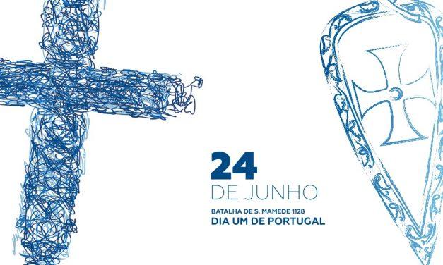 24 de Junho: Dia um de Portugal