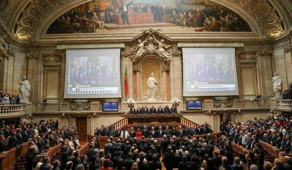 XIII Legislatura (2015-2019): sempre em acentuado declínio