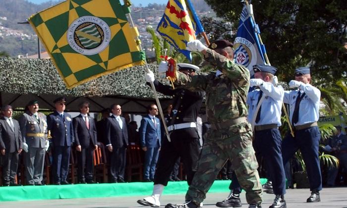 O pião militar das nicas da Madeira