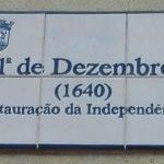 Manifesto do 1º de Dezembro, Dia da Independência Nacional
