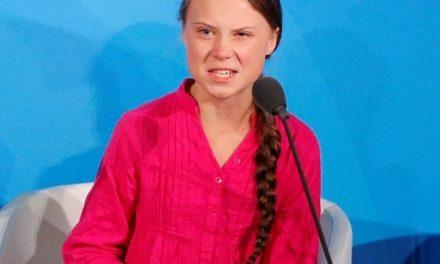 """Greta Thunberg """"é uma idiota"""""""