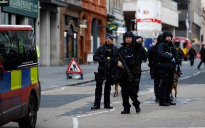 Terror islâmico regressa à cidade de Londres
