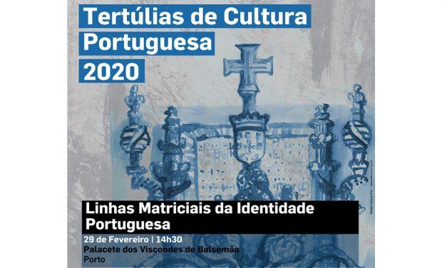 Tertúlia de Cultura Portuguesa 29Fev