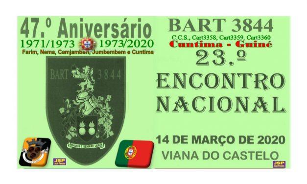 23º Encontro Nacional BArt3844