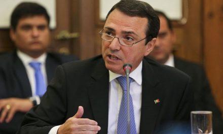 Ex-deputado Agostinho Branquinho (PSD) acusado de receber suborno