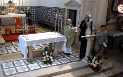 Imigrante africano invade igreja e ataca Cristianismo