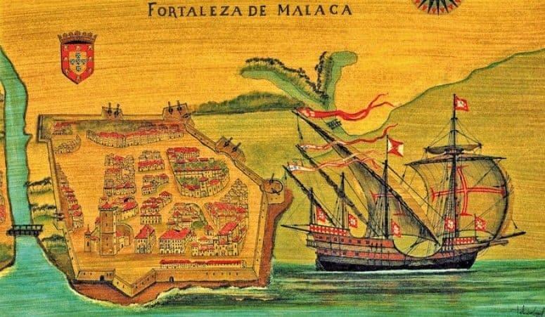 A propósito de Malaca…