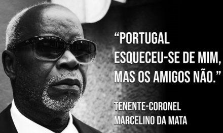 Tenente Coronel Marcelino da Mata