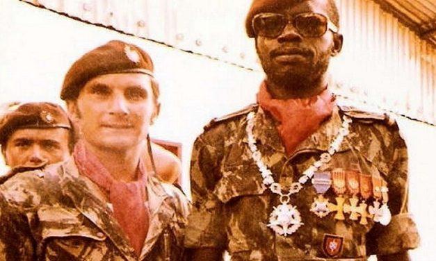 Tenente-Coronel Marcelino da Mata: um herói português