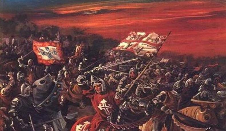 636 anos da Batalha de Aljubarrota